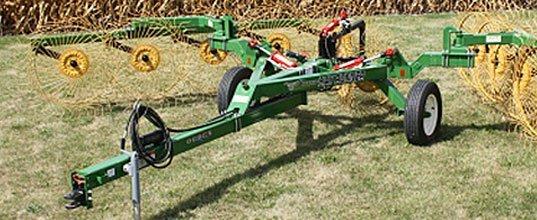 Hybrid Hay Runner