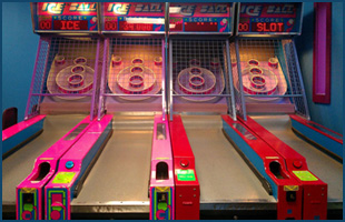 Arcade games | Lake Hopatcong, NJ | Castle Cove Mini Golf & Arcade | 973-891-1248