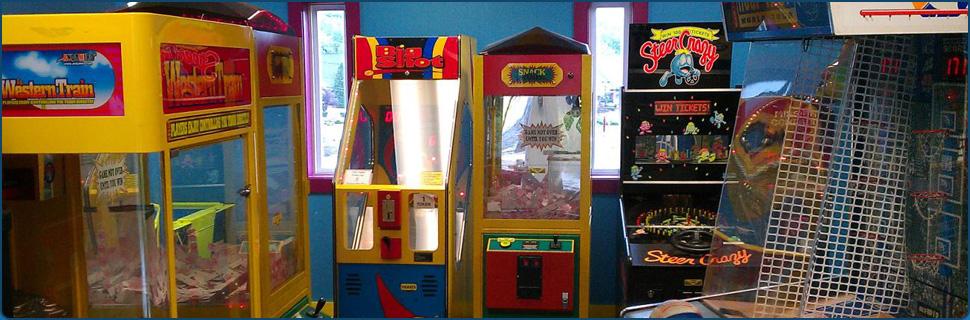 Family entertainment   Lake Hopatcong, NJ   Castle Cove Mini Golf & Arcade   973-891-1248