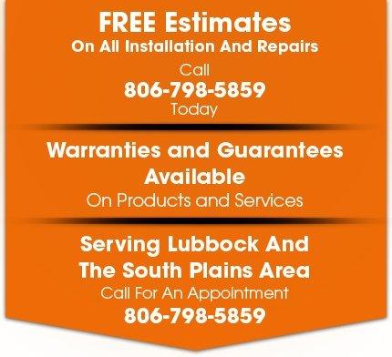 Lubbock, TX - Anderson Fence Co, Inc. - Fencing Contractor