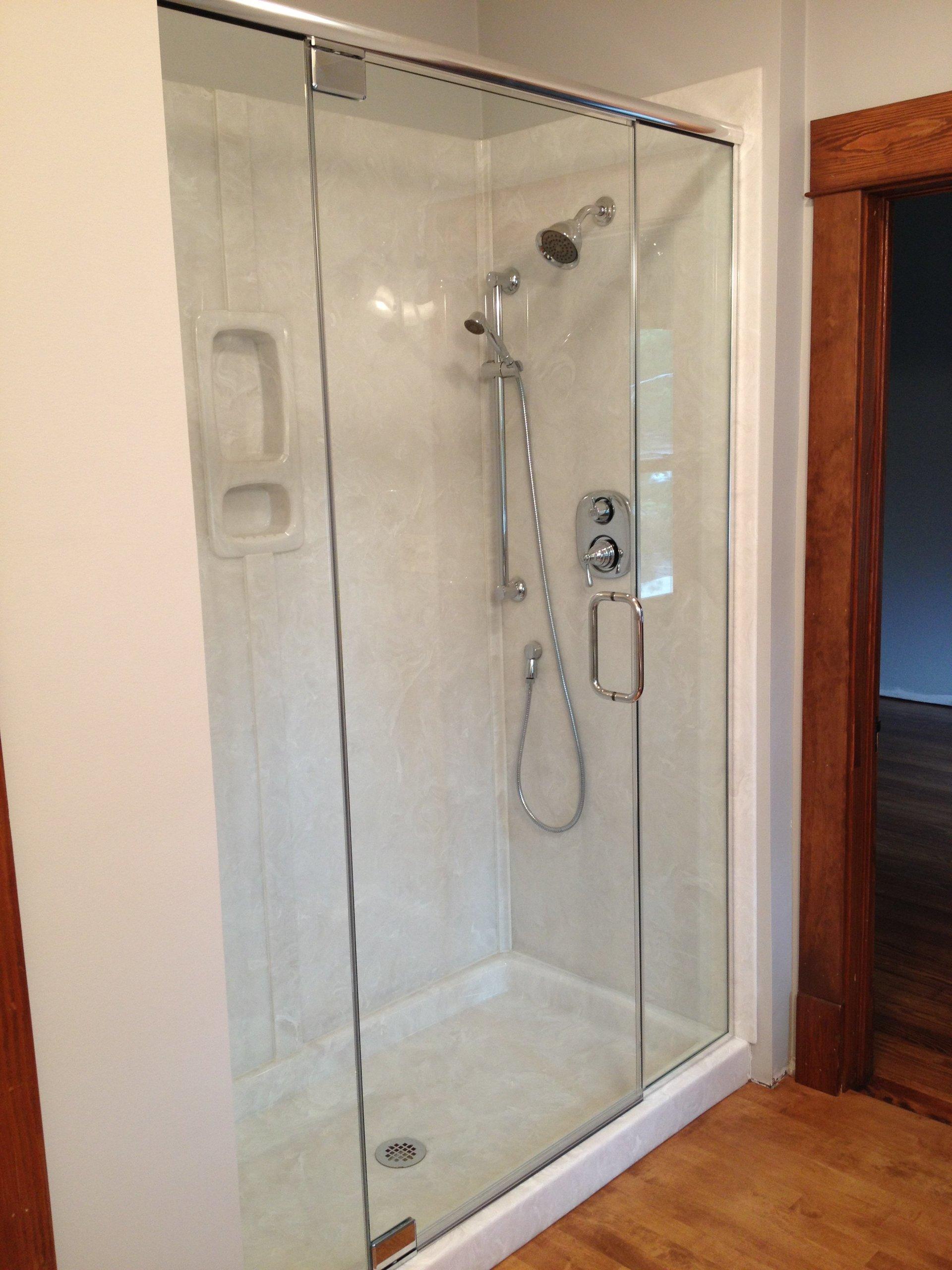 Glass Shower Doors Frame Shower Doors Crystal Lake Il