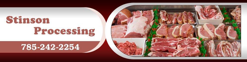Meat - Ottawa, KS - Stinson Processing