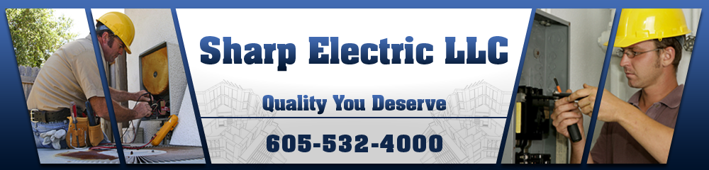 Electrician Henry, SD - Sharp Electric LLC 605-532-4000