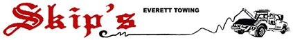 Skip's Everett Towing - Logo