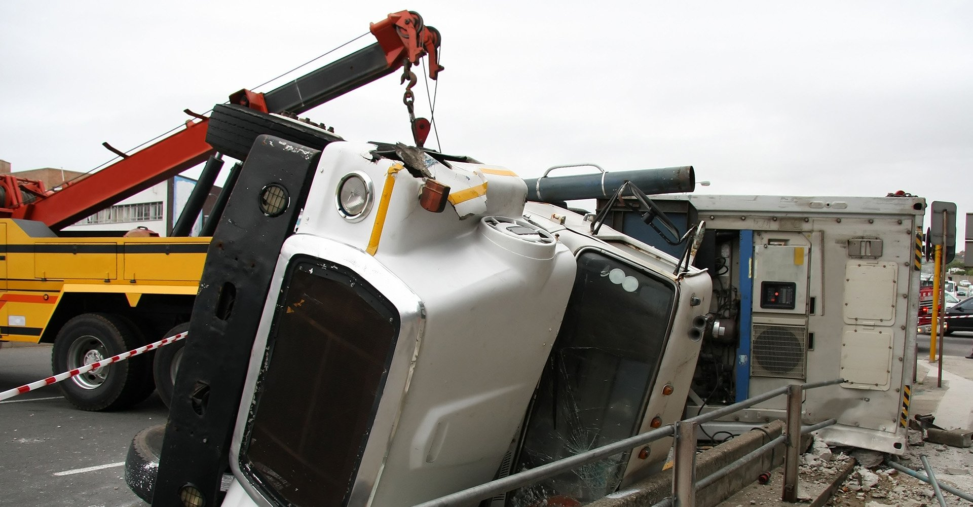 Accident removal assistance