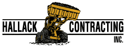 Hallack Contracting Inc - Logo