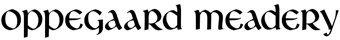 Oppegaard Meadery - logo