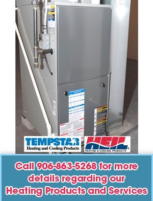Air Condtioning heating - Menominee, MI - Long Heating & Cooling Inc. - Furnace - Call 906-863-5268 For more details regarding our Heating Products and Services