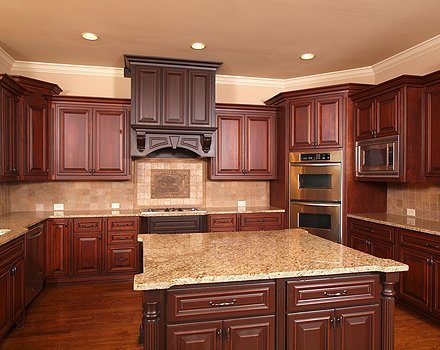 High-Quality Cabinets and Countertops
