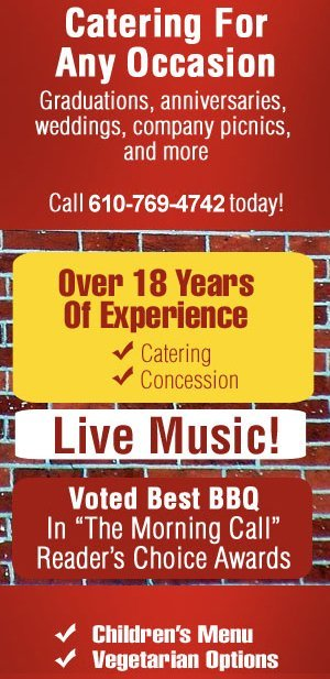Catering - Allentown, PA - Grumpy's Bar-B-Que Roadhouse