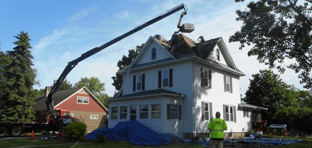 Roof Loading