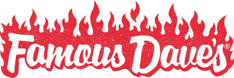 Famous Daves BBQ logo