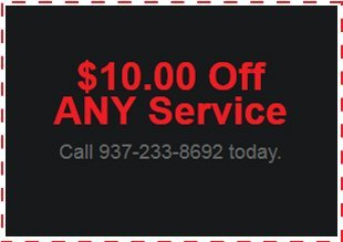 Coupon | Dayton, OH | Kastle Plumbing Service Ltd | 9372338692