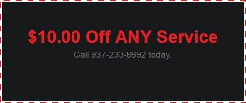 Coupon | Dayton, OH | Kastle Plumbing Service Ltd | 9372338692