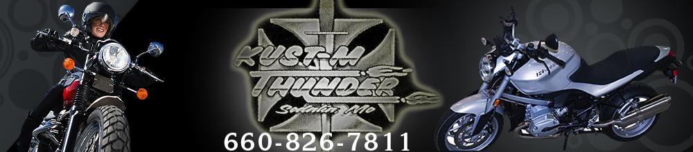 Custom Motorbikes - Sedalia, MO - Kust M Thunder LLC