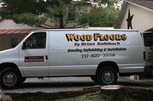 Wood Floors by Brian Galebach - Oak Floors - Newmanstown, PA