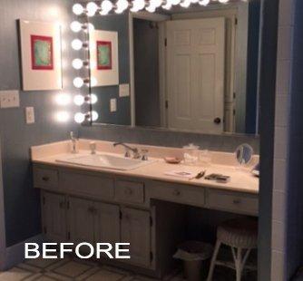 Fine Design Studio Photo Gallery Lawrence KS - Bathroom remodel lawrence ks