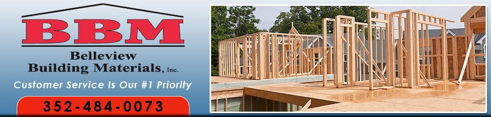 Building Materials - Belleview, FL - Belleview Building Materials, Inc.