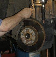 auto repair - Holland, MI - Height's Service - brake repair