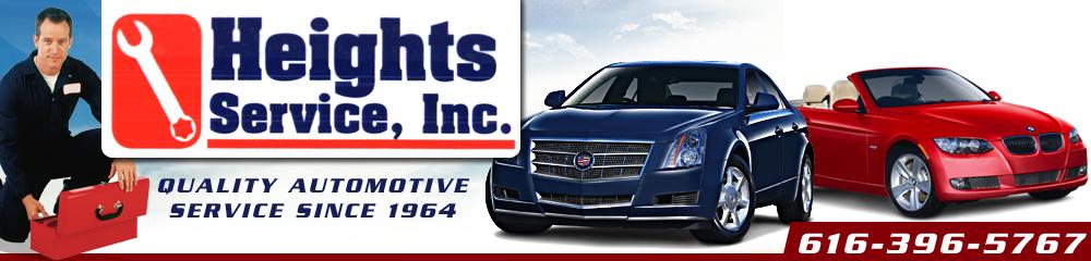 Auto Repair Shop Holland, MI ( Michigan ) - Height's Service