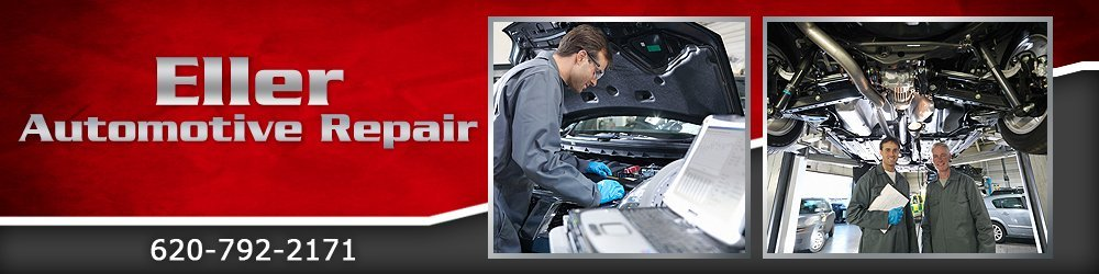 Auto Repair Shop - Great Bend, KS - Eller Automotive Repair