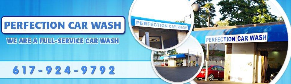 Car Washing and Polishing - Watertown, MA - Perfection Car Wash