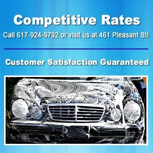 Perfection Car Wash - Car Washing and Polishing - Watertown, MA
