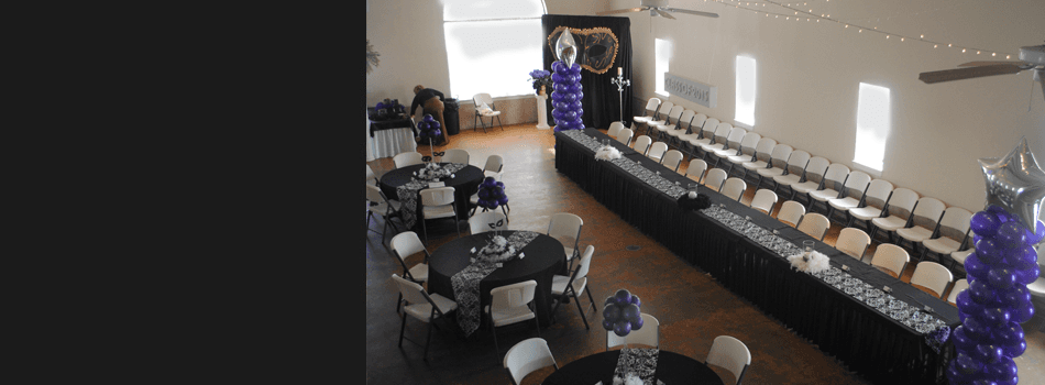 Spacious Banquet Hall | Paris, TX | Celebrate It | 903-785-9966