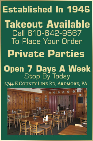 About Us - Ardmore, PA - Marrone's Pizzeria