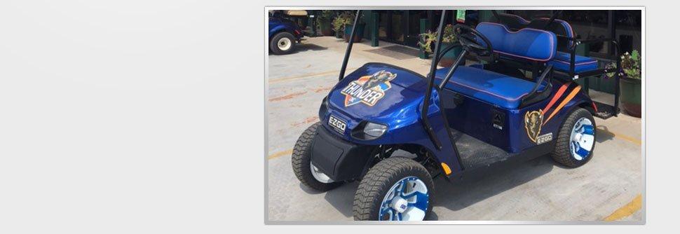 golf car repair service | Noble, OK | ABS Golf Cars Sales & Service | 405-872-5671
