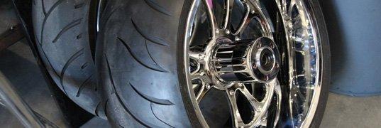 Big Front Wheels