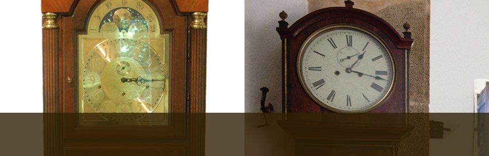 Antique Pendulum Clock Repair Riva MD Clock Repair