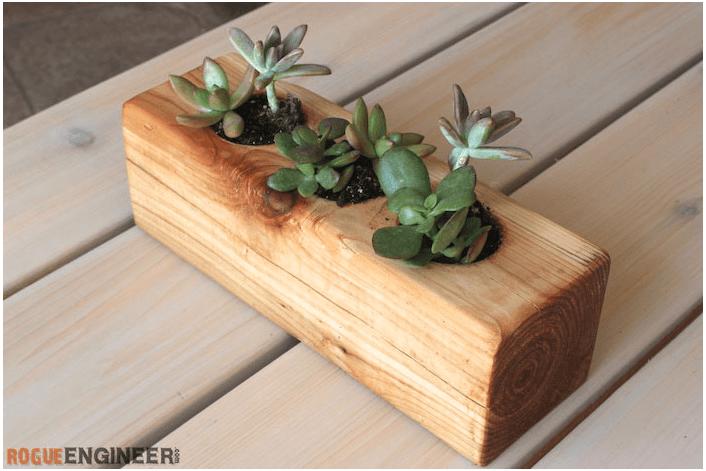 Scrap Wood Project Ideas
