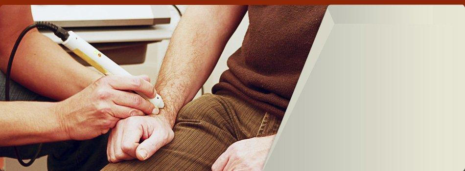 Laser therapy | Tecumseh, MI | Tecumseh Chiropractic | 517-423-7414