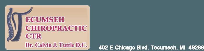 Chiropractic treatments | Tecumseh, MI | Tecumseh Chiropractic | 517-423-7414