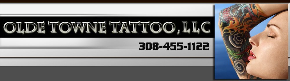 Tattoo Kearney, NE (Nebraska) - Olde Towne Tattoo, LLC