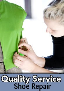 Clothing Alterations - North Fort Myers, FL - Shoe Repair
