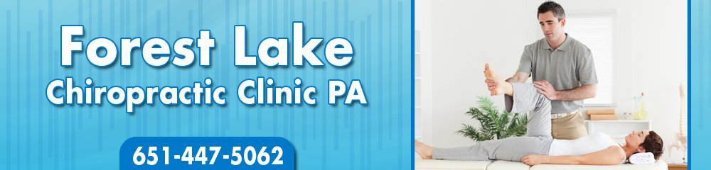 Chiropractor - Forest Lake, MN - Forest Lake Chiropractic Clinic PA
