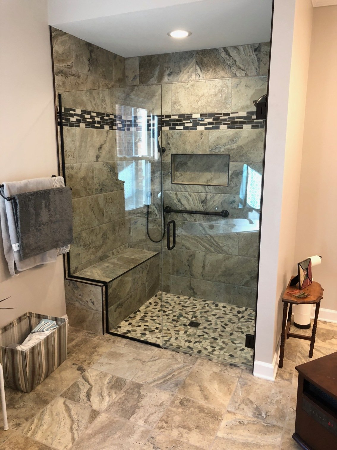 Tile Showers | Shower Systems | Medina, TN