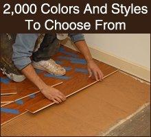 Flooring Services - Huntington, WV - Jackson Brothers Carpet