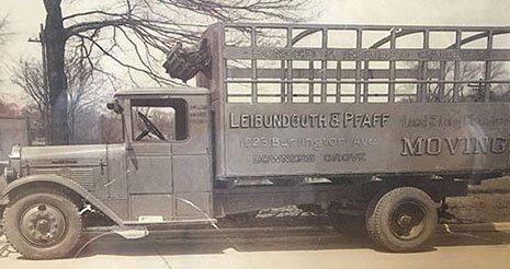 Reliable Moving And Storage Services. Leibundguth Storage U0026 Van Service,  Inc. Vehicle