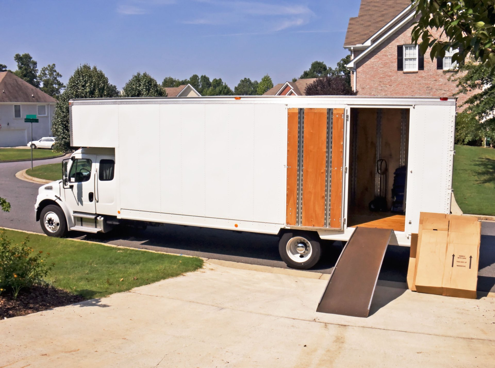 storage moving service