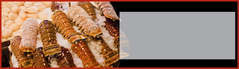 Lobster tail | Hilo, HI | George's Meat Market | 808-935-8225