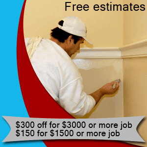 Exterior Painting Contractor - West Chester, NY - James Tucci Painting - wall painting - Free estimates $300 off for $3000 or more job $150 for $1500 or more job