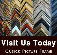 Picture Framer - Newberg, OR - Cusick Picture Frame