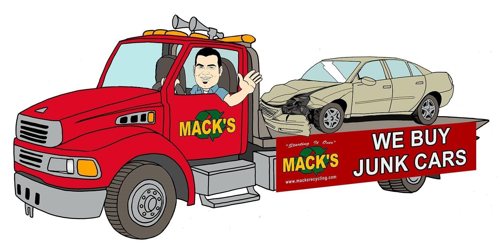 Mack\'s Auto Recycling | Auto Recycling | Urbana, IL