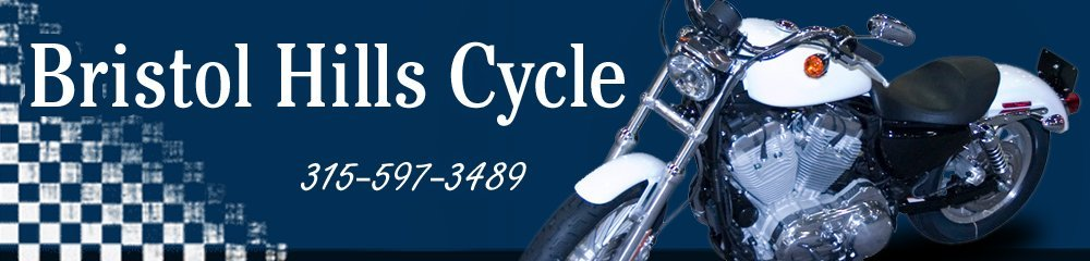 Motorcycles - Palmyra, NY - Bristol Hills Cycle