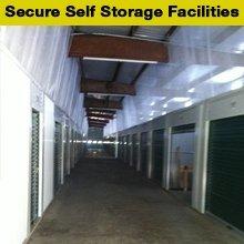 Storage Facility - Lawrenceburg, TN  - McFall Mini Storage
