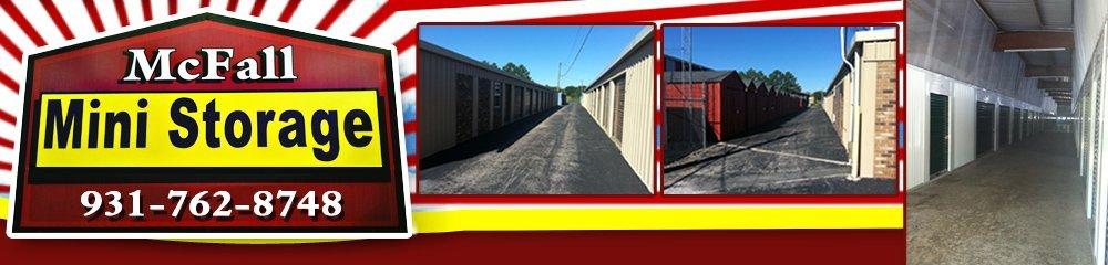 Self Storage Lawrenceburg, TN - McFall Mini Storage