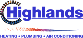 Highlands Heating Plumbing & Air Conditioning logo